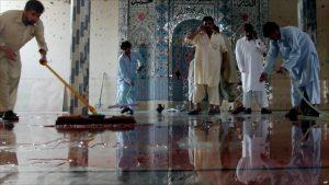 لماذا شركة تنظيف موكيت مساجد بجدة
