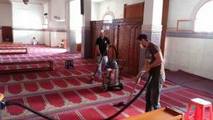 شركة تنظيف موكيت مساجد بجدة